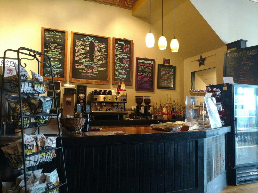 E-Town Coffee Co: 141 N Main St, Elizabeth, IL