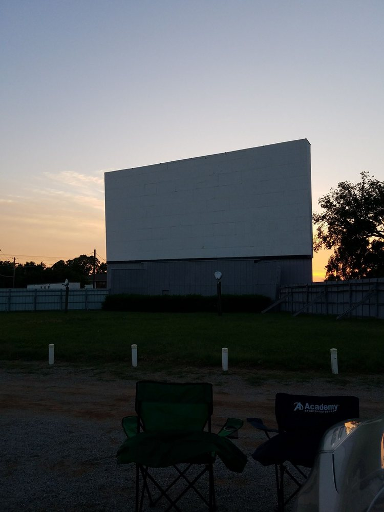 Beacon Drive In Theatre: 2404 S Division St, Guthrie, OK