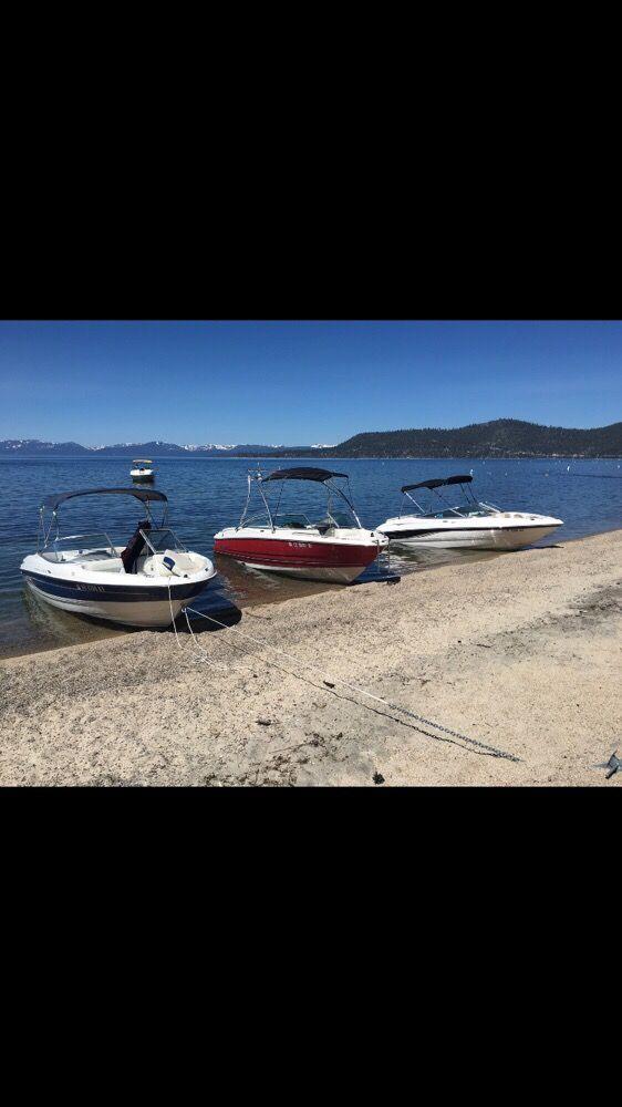 Exclusive Tahoe Boat Rentals
