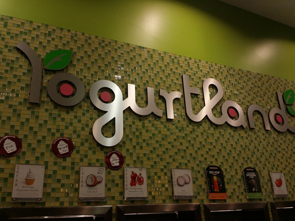 Frozen yogurt coupons las vegas
