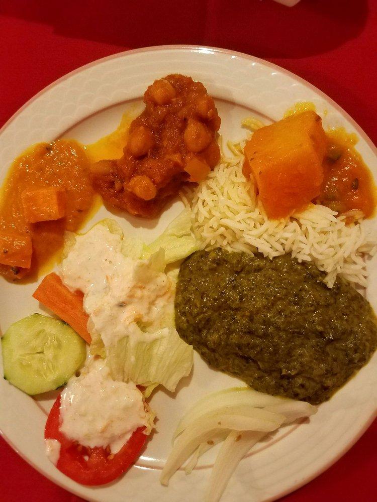 Gandhi Cuisine of India: 150 W Fort Lowell Rd, Tucson, AZ
