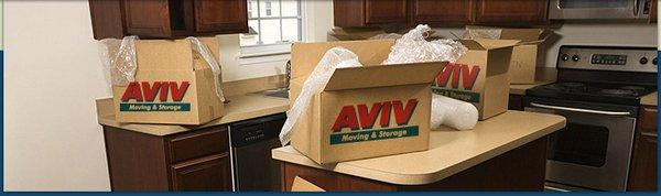 Aviv Moving U0026 Storage 39 Rumford Ave Waltham, MA Furniture Movers   MapQuest