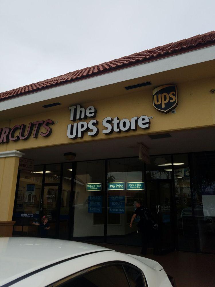 The UPS Store: 18495 S Dixie Hwy, Miami, FL