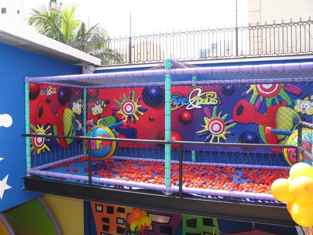 Toys & Dolls Buffet Infantil