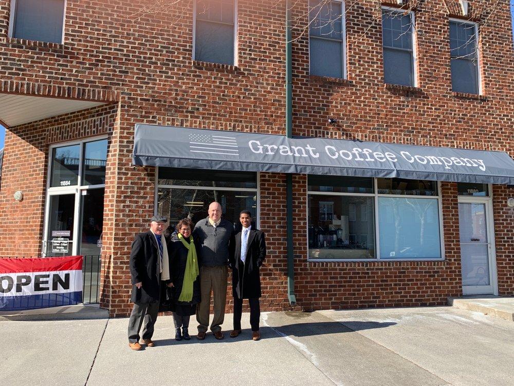 Grant Coffee Company: 18844 Chester Village Dr, Chester, VA