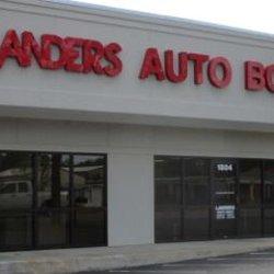 Landers Benton Ar >> Landers Auto Body Request A Quote Body Shops 1804 Hwy