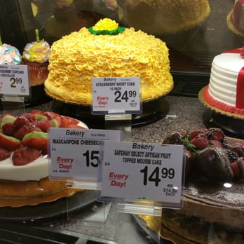 Safeway Cakes Campbell