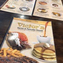 1 Victor S Gyros Pancake House