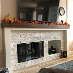 Photo Of Custom Masonry Fireplace Design San Go Ca United States