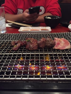 Gangnam Asian BBQ Dining 4480 Paradise Rd Las Vegas, NV Barbecue