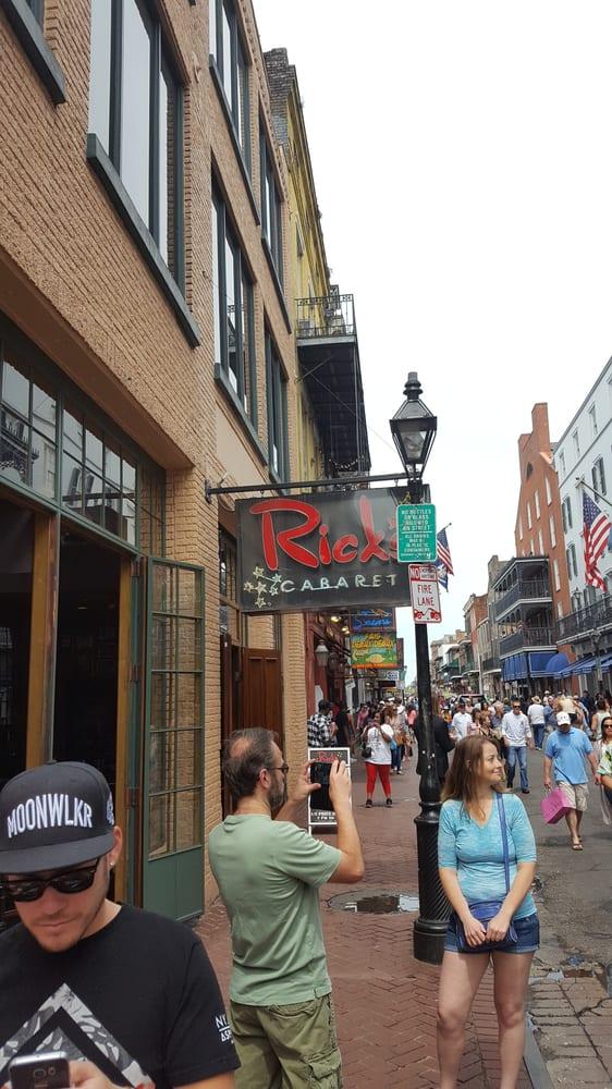 Rick's Cabaret: 315 Bourbon St, New Orleans, LA