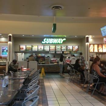 Cerritos Mall Food Court Map