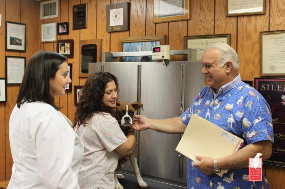 Center Moriches Veterinary Hospital: 654 Main St, Center Moriches, NY