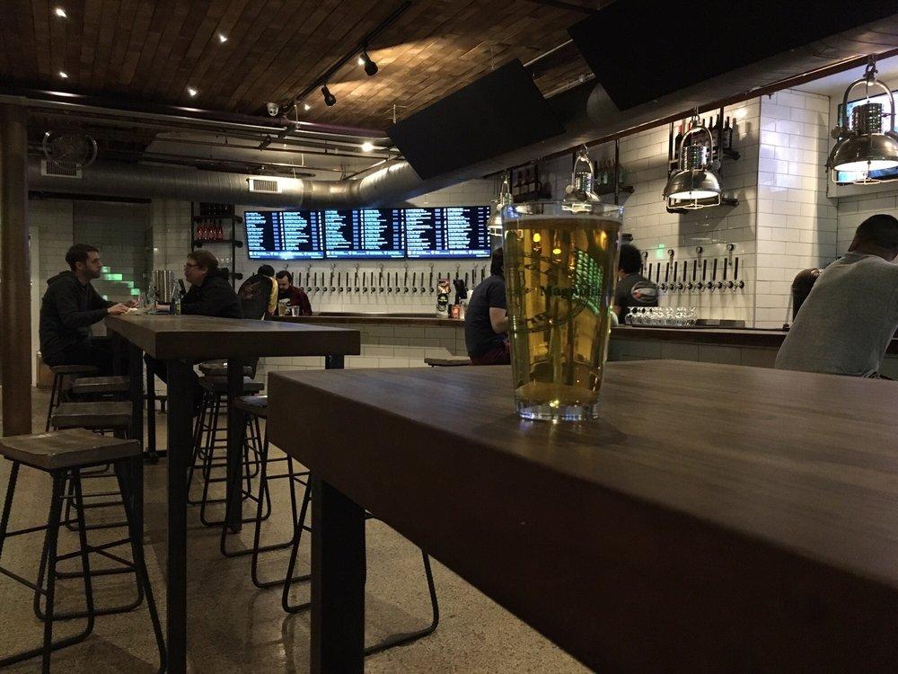 Underground Food Court Downtown Houston