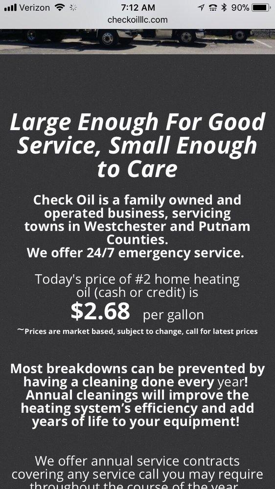 Check Oil - 10 Reviews - Plumbing - 701 N Division St, Peekskil, NY - Phone Number - Yelp