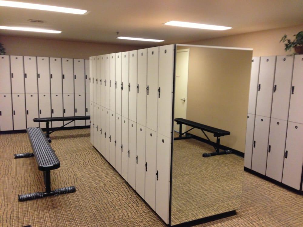 Ladies locker room yelp