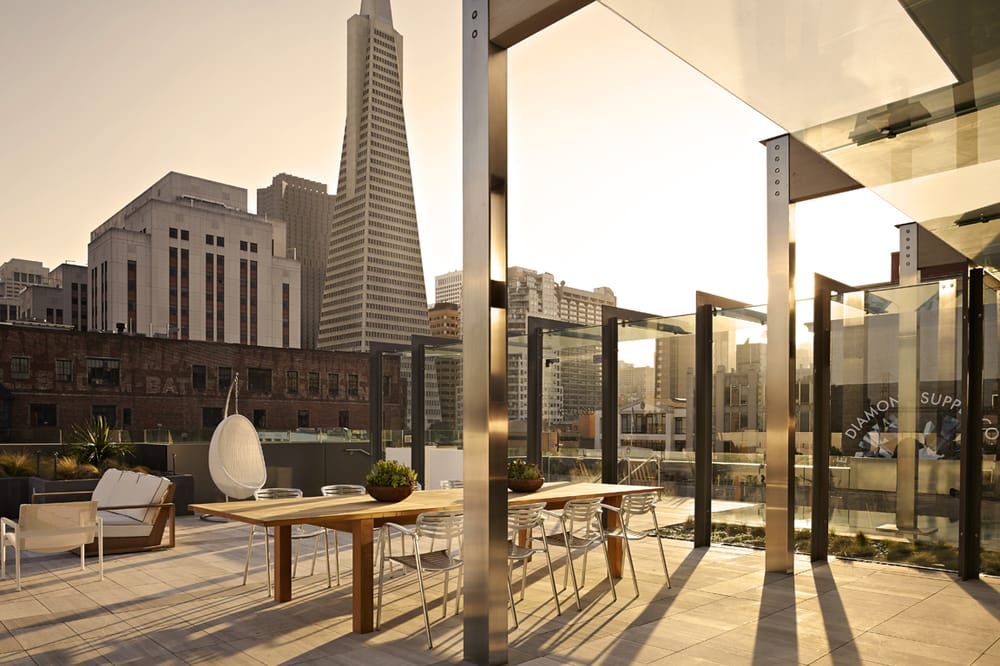 Fme Architecture Design: View From The Battery Rooftop
