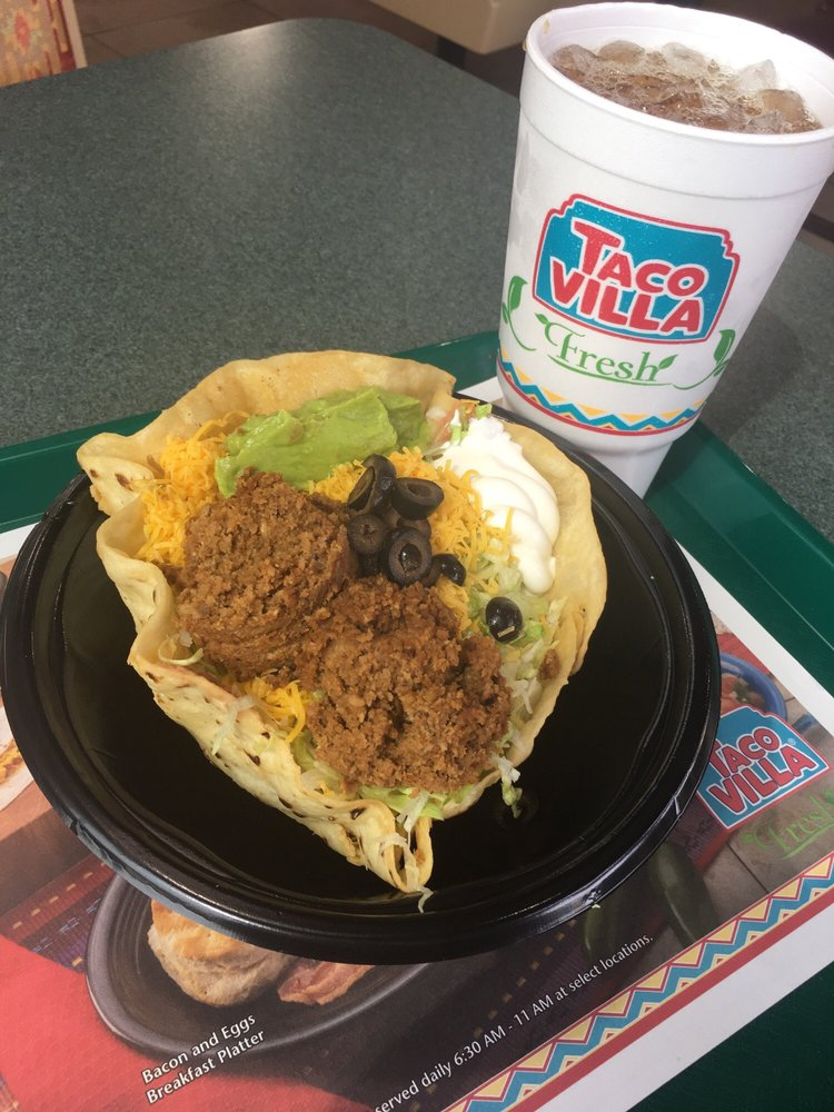 Taco Villa: 1501 S Gregg St, Big Spring, TX