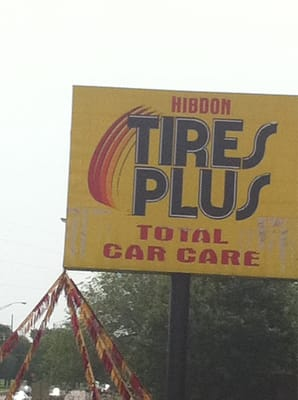 Hibdon Tires Plus 4800 Nw Expressway Oklahoma City Ok Car Service