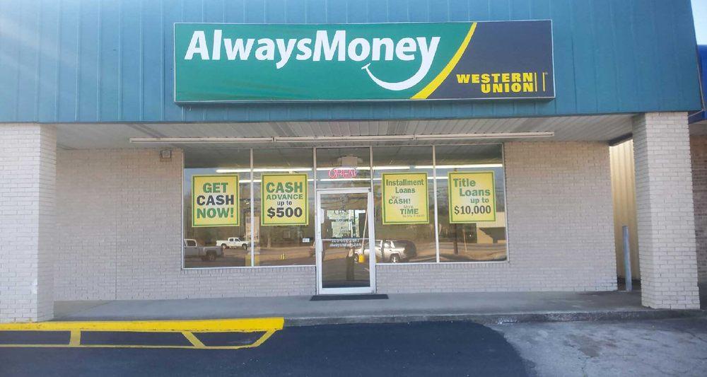 Always Money: 215 W College St, Columbiana, AL