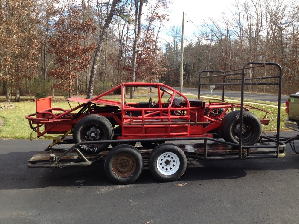 Stock Car Products: My 1999 SCP Chassis