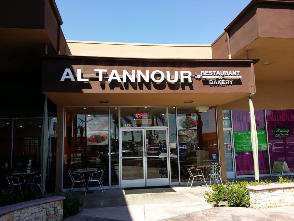 The grand entrance to al tannour yelp for Al tannour mediterranean cuisine menu