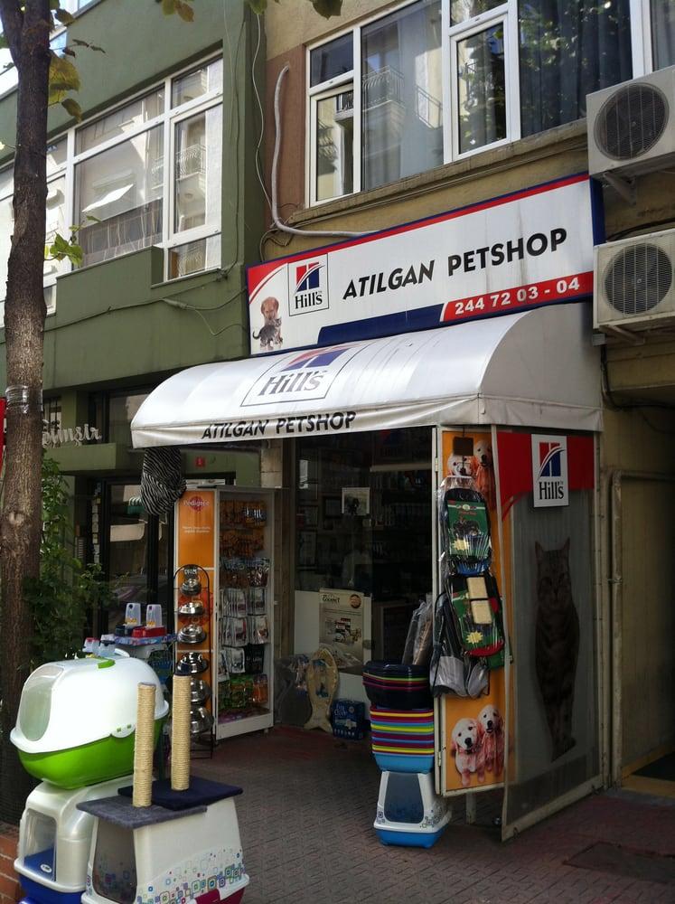 Atılgan Pet Shop: Şimşirci Sok., Istanbul, 34