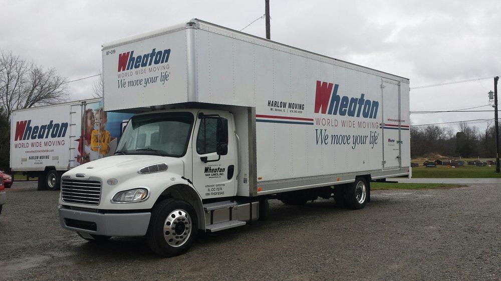 Harlow Movg & Storage: 2901 Benton Rd, Mount Vernon, IL