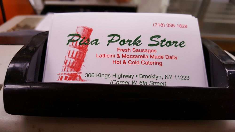 Brooklyn pork store coupons