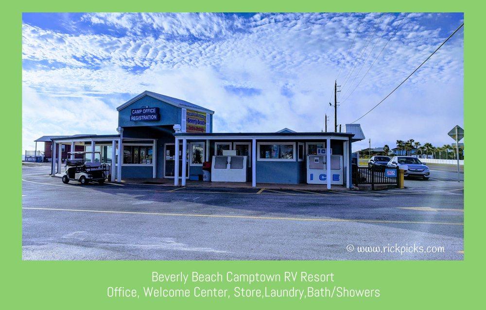 Beverly Beach Camptown RV Resort: 2815 N Oceanshore Blvd, Flagler Beach, FL