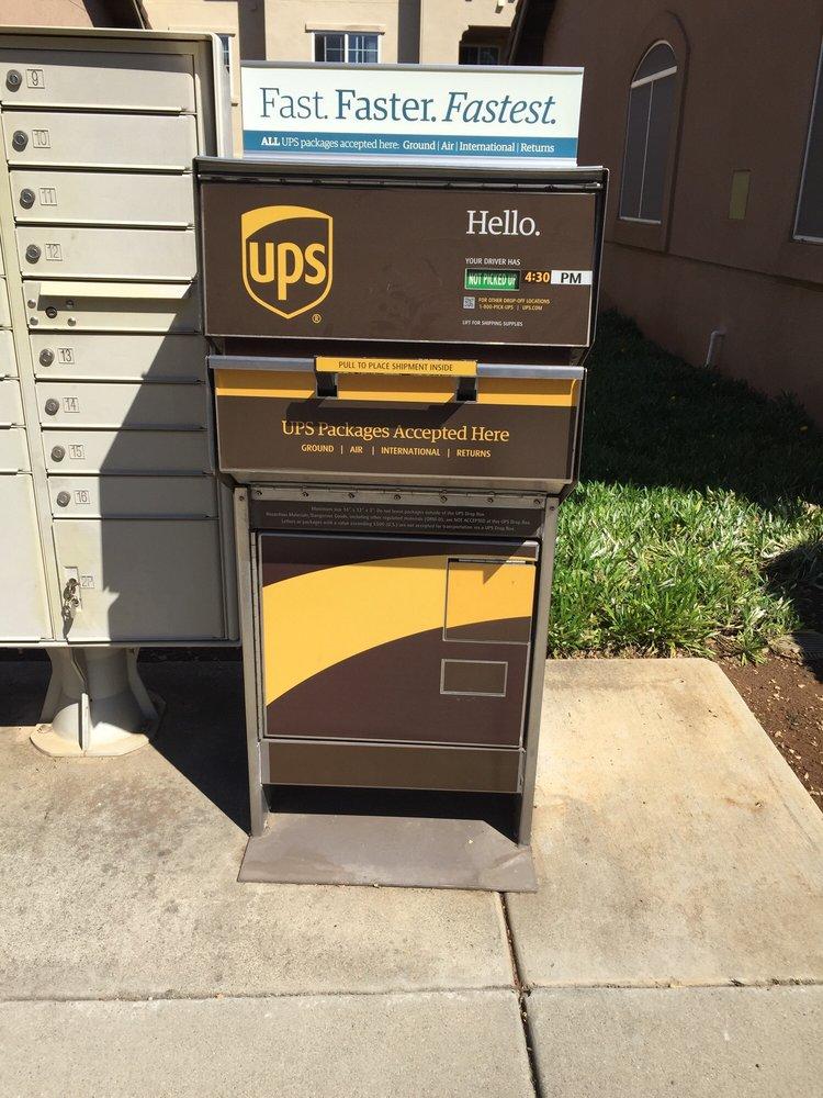 Ups Drop Box Mailbox Centers 8021 Laguna Blvd Elk