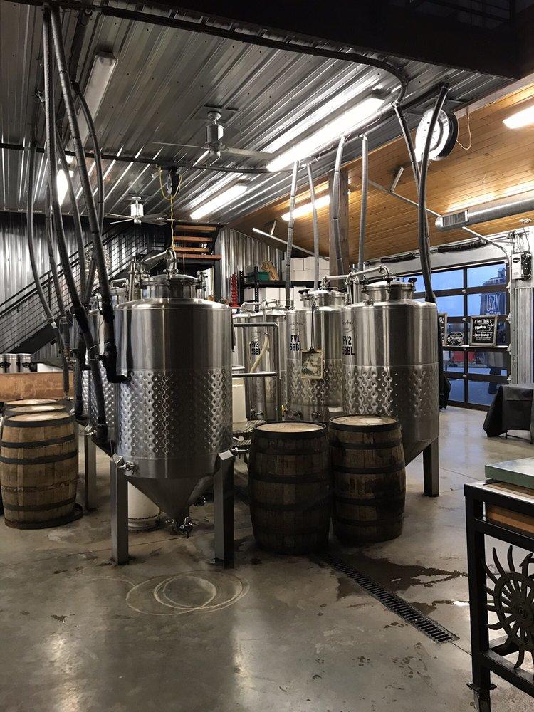 Alluvial Brewing: 3715 W 190th St, Ames, IA
