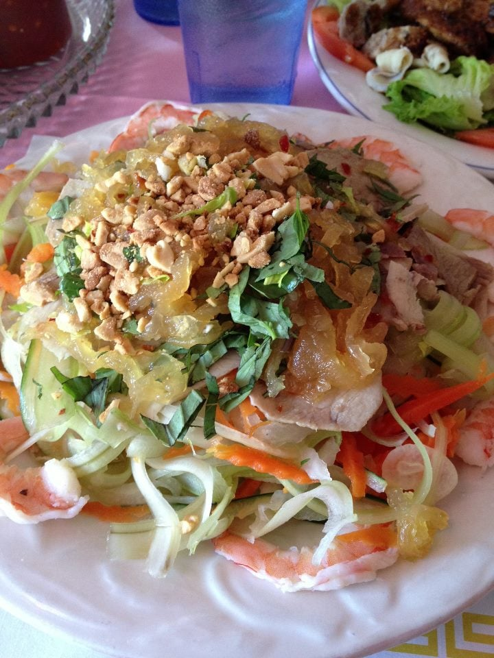 Anh Hong Restaurant San Diego