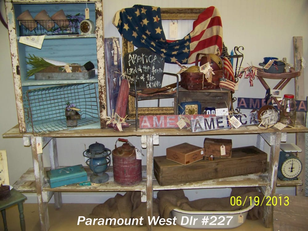 Photos For Paramount Antique Mall Yelp