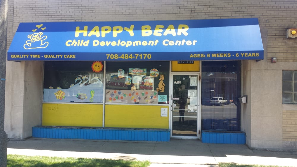 happy bear child development center asili e nidi 6718. Black Bedroom Furniture Sets. Home Design Ideas