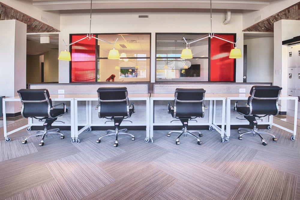 Coworking maker spaces u a creative dc