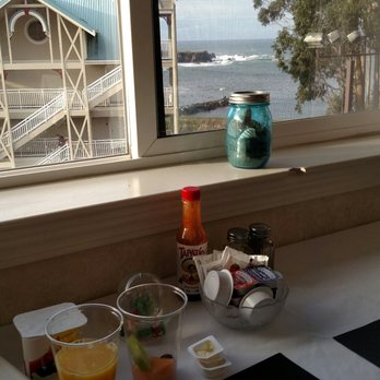 Photo Of North Cliff Hotel Fort Bragg Ca United States Breakfast With