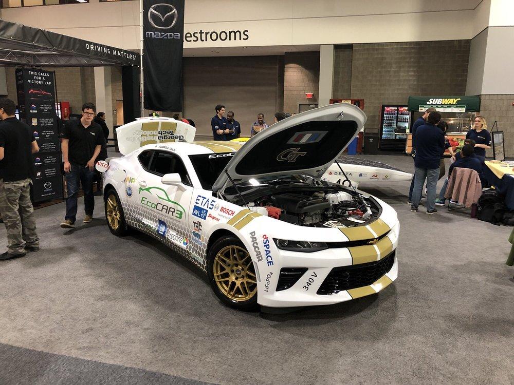 Atlanta International Auto Show
