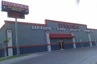 D Tronics Car Stereo Installation 1206 W Harrison Ave
