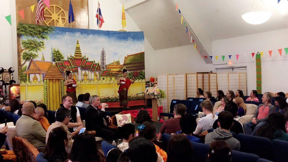 Thai New Year's Celebration - WAT Buddhapradeep of Reno