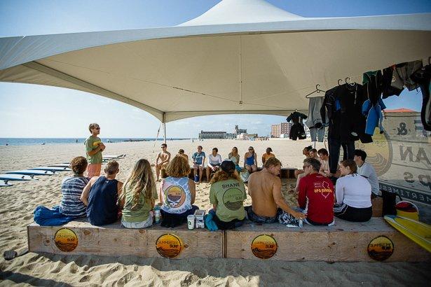 Summertime Surf School - Asbury Park: Deal Lake Drive Ocean Ave, Asbury Park, NJ