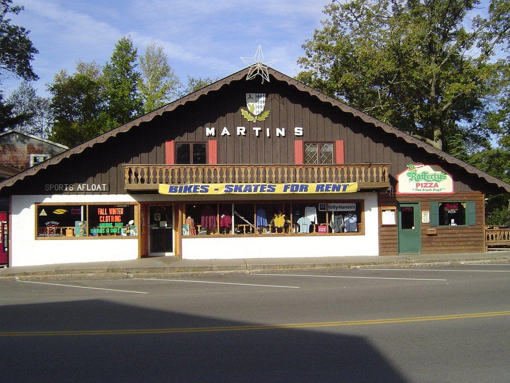 Martin's Sport Shop: 25451 Main St, Nisswa, MN