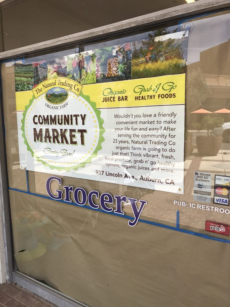 The Natural Trading: 937 Lincoln Way, Auburn, CA