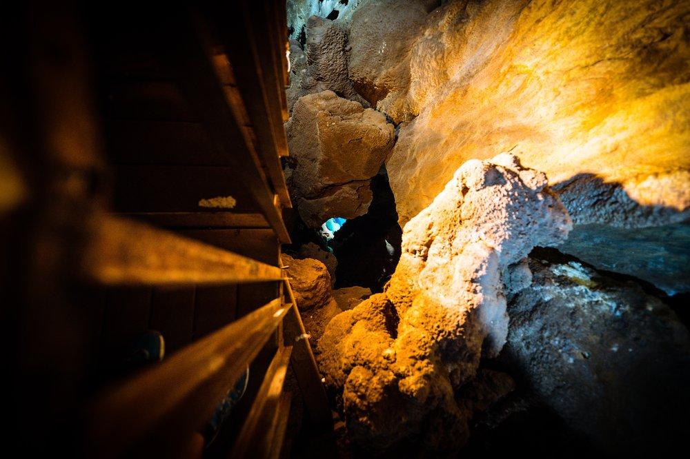Black Chasm Cavern: 15701 Volcano Pioneer Rd, Volcano, CA