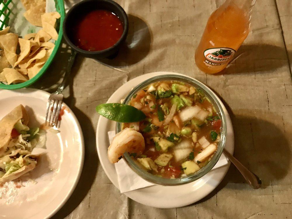 Lavilla Fine Food Mexican Restaurant: 13 S Main St, Parowan, UT