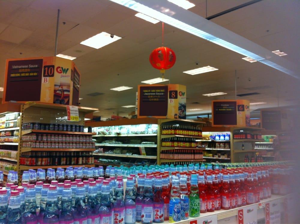 Restaurants Near Great Wall Supermarket