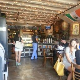 Green t coffee shop boston