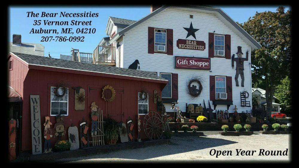 The Bear Necessities: 35 Vernon St, Auburn, ME
