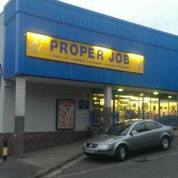 Proper Job Hardware Stores 1 Warrington Road Bristol Phone