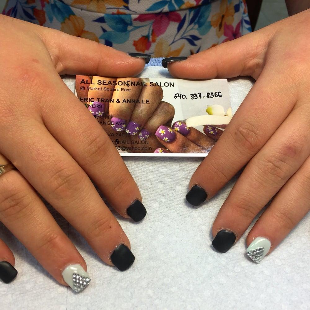 At Nail Salon Roanoke Va - Best Nail 2018